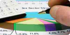 Schreiben Sie einen Finanzbericht