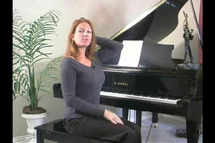 Was ist richtige singen Haltung?