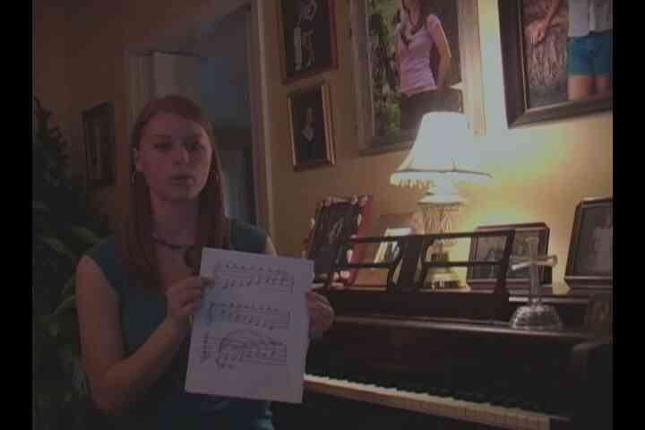 Notizen zum Anblick singen lernen