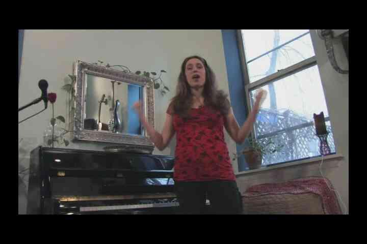 Lernen Sie, wie man ein Lied Gürtel