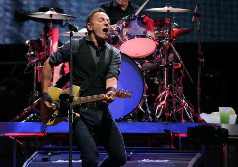 Wie zu Singen Wie Bruce Springsteen