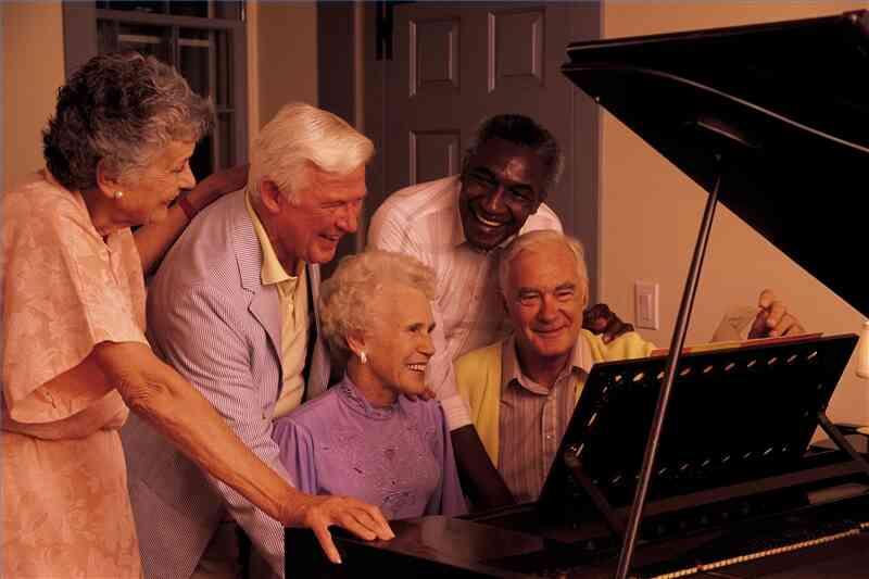 Wie zu Singen in Einem a Cappella-Gruppe