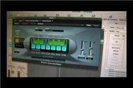 Pitch-Korrektur in Logic Pro