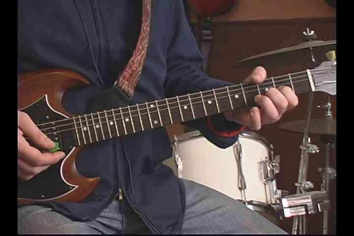 "How to Play ""Back in Black"" auf der Gitarre"