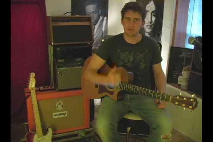 Gewusst wie: ein Gitarrenriff für ein Rock-Song zu schreiben