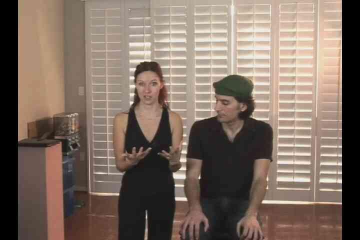 Die Stuhl-Spiel Improvisation-Übungen