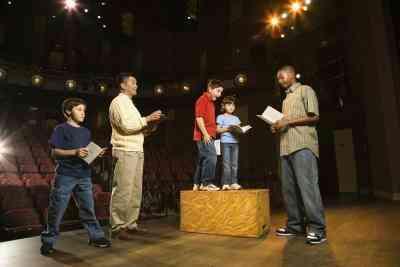 Vergleich zwischen Drama & Comedy im Theater
