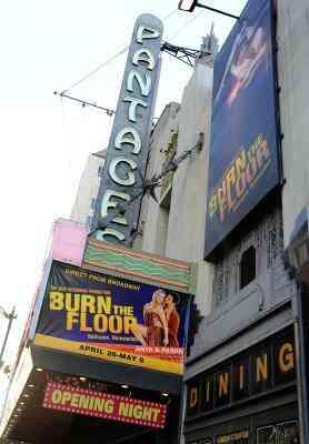 Die besten Plätze im Pantages Theater