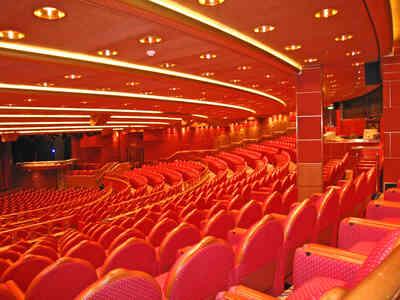 Arten von Theater Sitze
