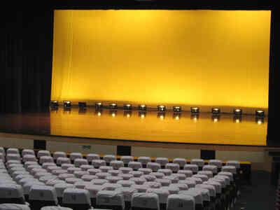 Was ist der Unterschied zwischen einen Gewinn Theater & nicht für Profit Theater?