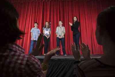 Ideen für eine Schüler-Talent-Show