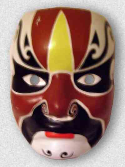 Eine Kurze Geschichte der Masken