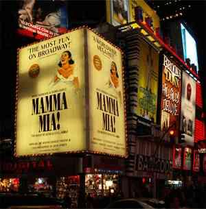 Fakten über Broadway