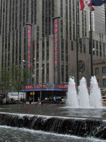 Radio City Music Hall Fakten