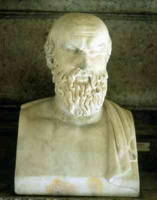 Was sind die zwei Dinge, die Aischylos zum griechischen Drama beigetragen?