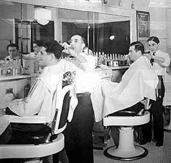 den Start eines Barbershop-Business
