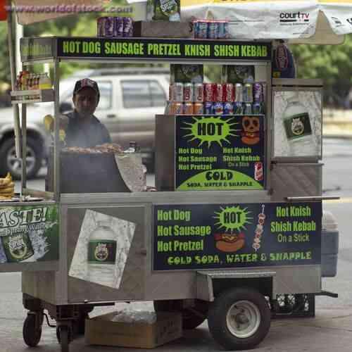 Wie man ein Hot Dog Vending-Unternehmen