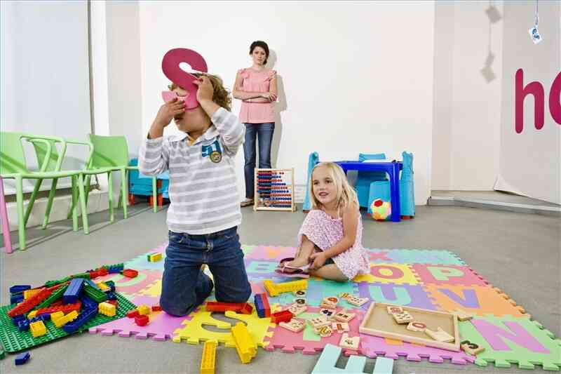 How to Beginnen Sie ein Fitness-Studio Kinderzimmer