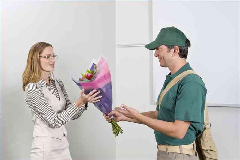 Wie zu Beginnen, eine Blumen-Lieferservice