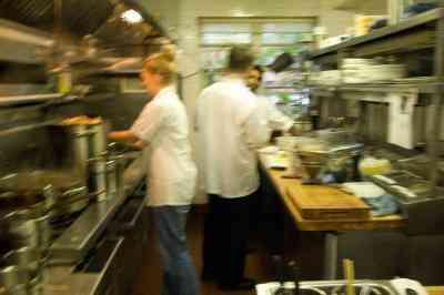 Wie, um die Zertifizierung zu Erhalten, die für eine Kommerzielle Küche