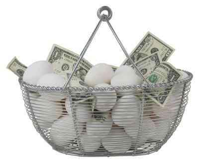 Wie zu Verkaufen Huhn Eier