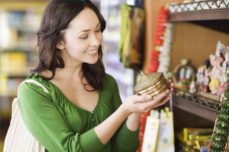 Wie zu Drehen, Shopping Hobby In eine Karriere