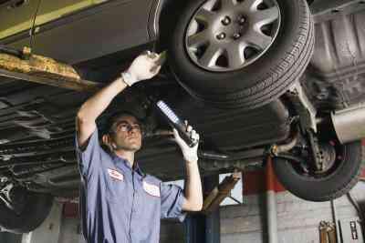 Wie zu Ersetzen Subaru Legacy Bremsbeläge