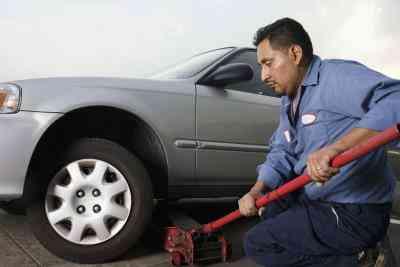 Wie zu Ändern, Mazda Protege Bremsbeläge