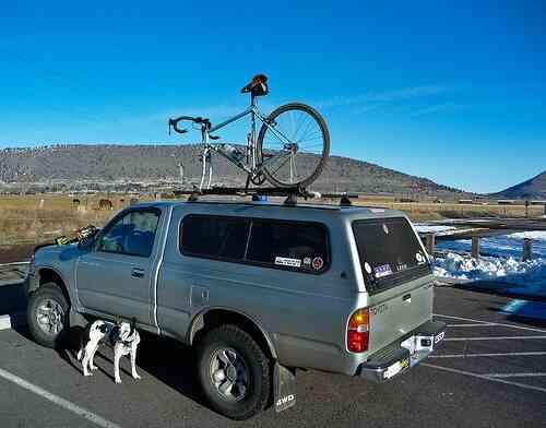 Toyota Tacoma Bremsproblemen