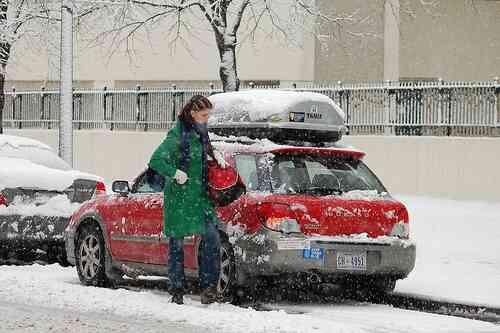 Subaru Bremse Probleme