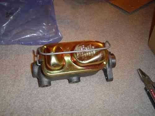 Bremse-Master Zylinder Reparaturanleitung