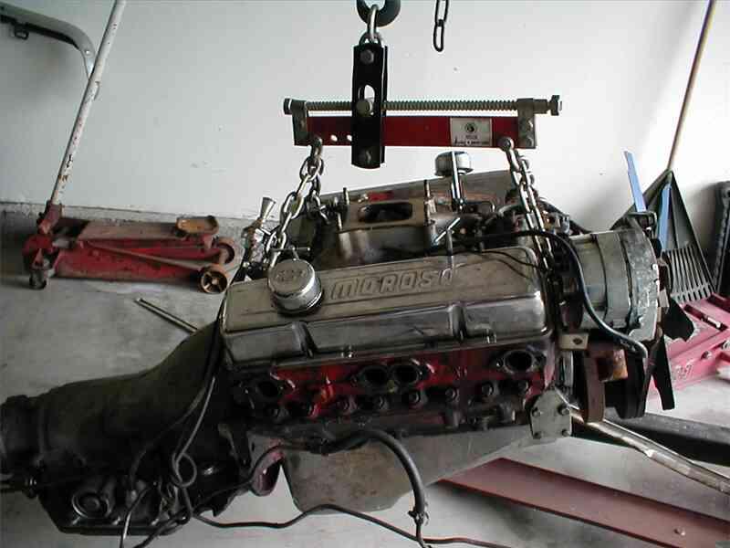 Wie einen Automotor von Grund auf neu bauen