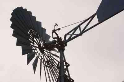 Wie erstelle ich eine Windmühle mit Schaltungen