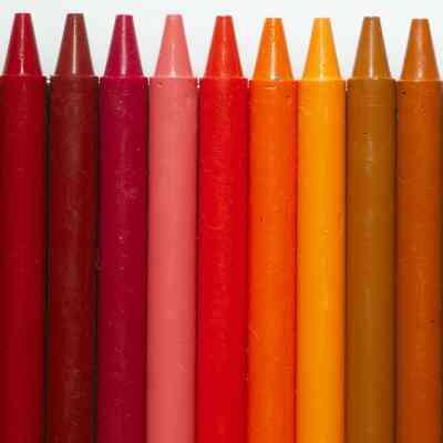 Wie erstelle ich Sonnenfänger mit Buntstiften
