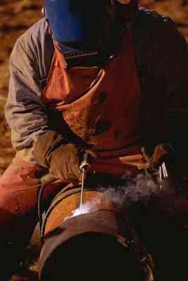 Wie man eine WIG-Schweißer von einem Stick Welder