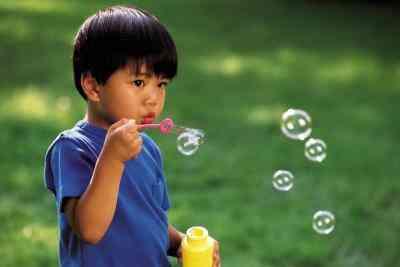 Wie erstelle ich eine Blase, die Pop-nicht