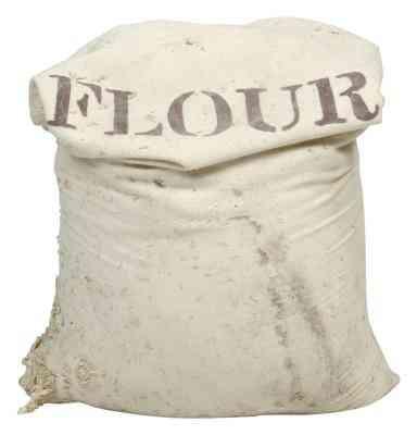 Wie man Zement Mit Mehl