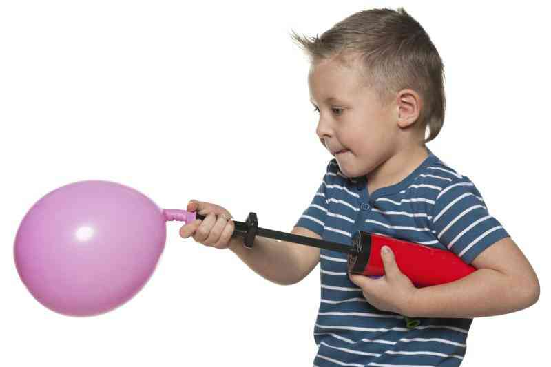 How to Blow Up einen Ballon, Ohne Mit dem Mund