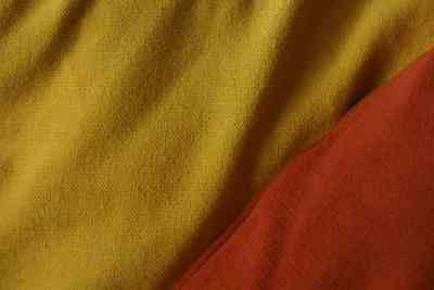 Wie zu Färben, eine Decke Schwarz