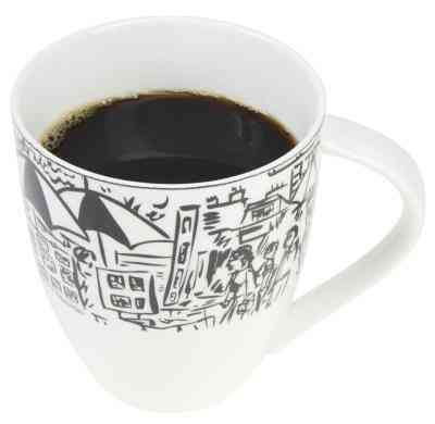Gewusst wie: Kaffeetassen dekorieren