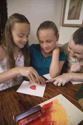 Ideen für DIY Papier Verbindungselemente