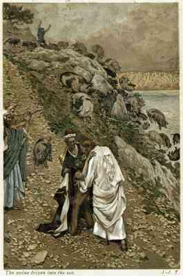 Jesus & Nikodemus Handwerk