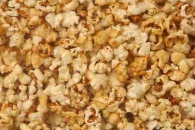 Wie man Popcorn Wrapper