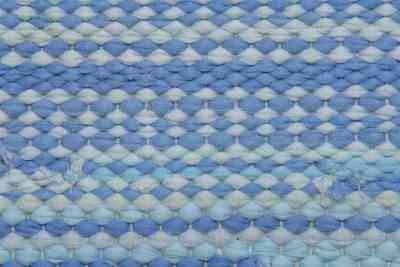Wie man einen Flachen Wrap-Stoff-Teppich
