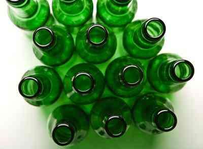 Verkäufliche Dinge aus Flaschen machen
