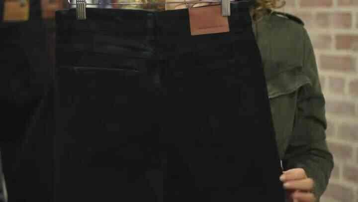 Welche Jeans am besten für ein voller Beute sind?