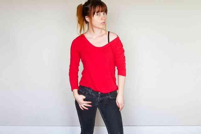 Wie zu Tragen Skinny-Jeans Mit einem