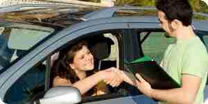 Übergeben Sie Ihre Fahrprüfung Genehmigung dmv