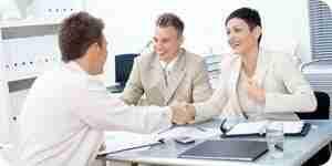 Vorstellungsgespräch Fragen zu beantworten: Beratung für Mitarbeiter-Interview