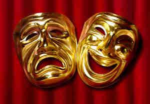 Schreiben Sie ein Skript für eine Sitcom: Komödie schreiben